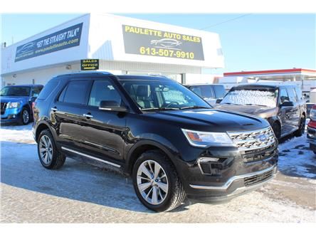 2019 Ford Explorer Limited (Stk: 3529) in Kingston - Image 1 of 29