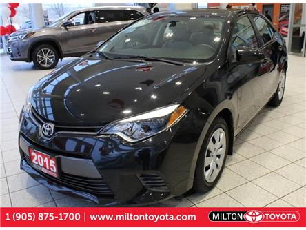 2015 Toyota Corolla LE (Stk: 316903) in Milton - Image 1 of 36