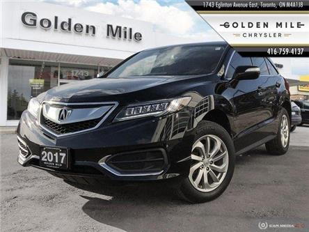 2017 Acura RDX Tech (Stk: P4938) in North York - Image 1 of 29