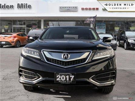 2017 Acura RDX Tech (Stk: P4938) in North York - Image 2 of 29