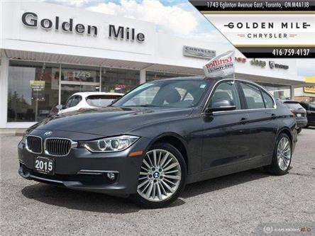 2015 BMW 328d xDrive (Stk: P4748) in North York - Image 1 of 25