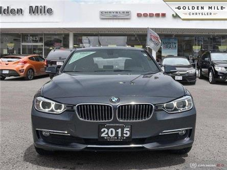 2015 BMW 328d xDrive (Stk: P4748) in North York - Image 2 of 25