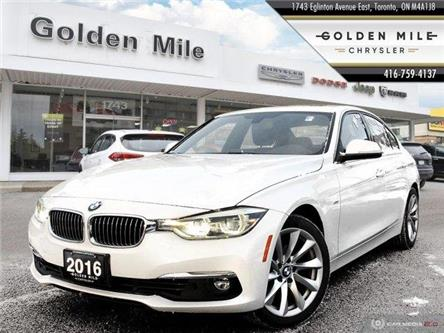 2016 BMW 328i xDrive (Stk: P4927) in North York - Image 1 of 25