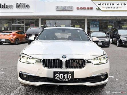 2016 BMW 328i xDrive (Stk: P4927) in North York - Image 2 of 25