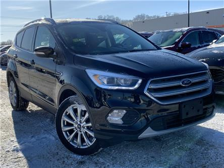 2018 Ford Escape Titanium (Stk: 20T11AA) in Midland - Image 1 of 18