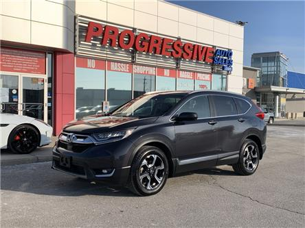 2017 Honda CR-V Touring (Stk: HH114675) in Sarnia - Image 1 of 23