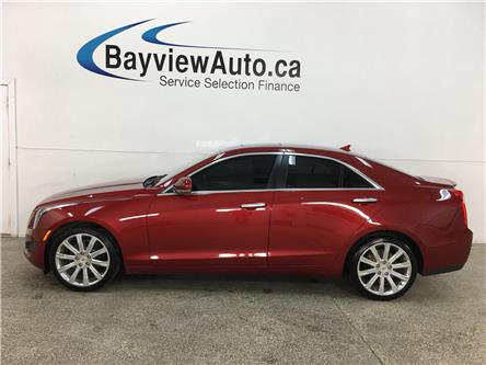2014 Cadillac ATS 2.0L Turbo Luxury (Stk: 35832WAA) in Belleville - Image 1 of 25