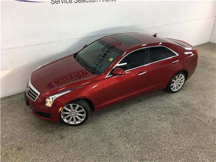 2014 Cadillac ATS 2.0L Turbo Luxury (Stk: 35832WAA) in Belleville - Image 2 of 25