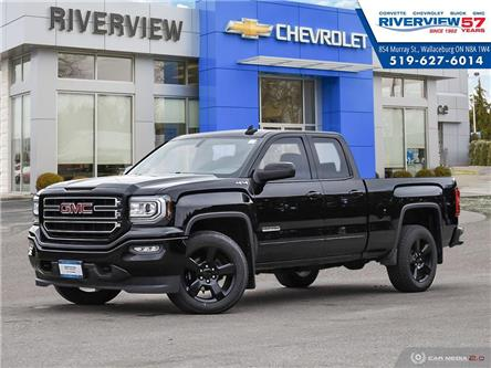 2017 GMC Sierra 1500 Base (Stk: 19129A) in WALLACEBURG - Image 1 of 30
