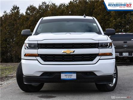 2018 Chevrolet Silverado 1500 Silverado Custom (Stk: U1840) in WALLACEBURG - Image 2 of 27
