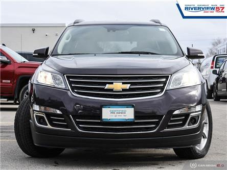 2015 Chevrolet Traverse LTZ (Stk: 19035A) in WALLACEBURG - Image 2 of 30