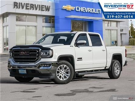 2017 GMC Sierra 1500 SLE (Stk: 19136A) in WALLACEBURG - Image 1 of 30