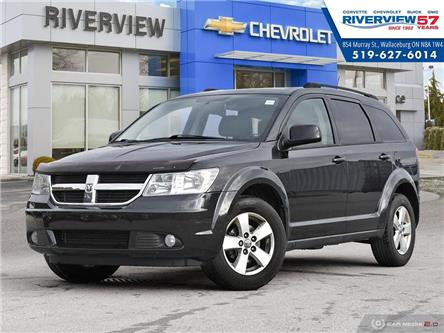 2010 Dodge Journey SXT (Stk: 20083A) in WALLACEBURG - Image 1 of 26