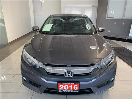 2016 Honda Civic Touring (Stk: 16582A) in North York - Image 2 of 19