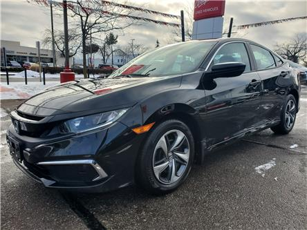 2019 Honda Civic LX (Stk: 326878A) in Mississauga - Image 1 of 21