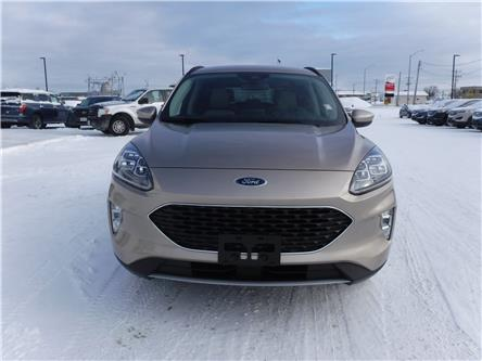 2020 Ford Escape Titanium Hybrid (Stk: 20-22) in Kapuskasing - Image 2 of 8