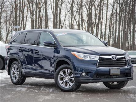 2015 Toyota Highlander LE (Stk: 6968A) in Welland - Image 1 of 22