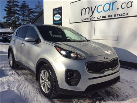 2017 Kia Sportage LX (Stk: 191868) in Richmond - Image 1 of 19