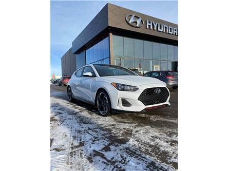 2019 Hyundai Veloster  (Stk: H2503) in Saskatoon - Image 1 of 10