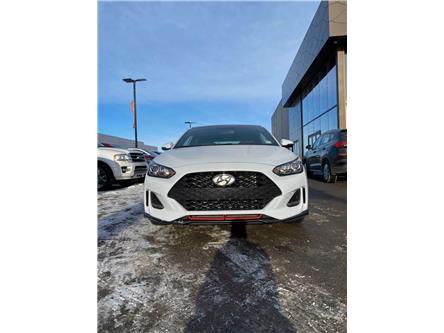 2019 Hyundai Veloster  (Stk: H2503) in Saskatoon - Image 2 of 10