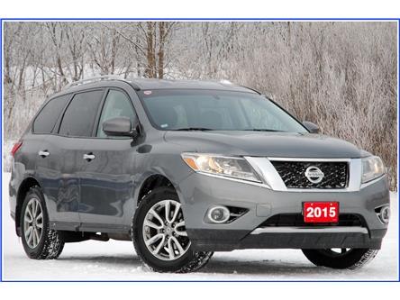 2015 Nissan Pathfinder SL (Stk: D95180B) in Kitchener - Image 1 of 19