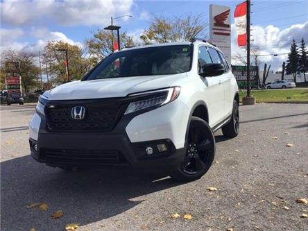 2020 Honda Passport Touring (Stk: 20346) in Barrie - Image 1 of 25