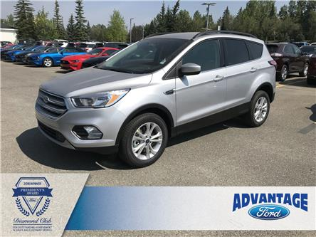 2018 Ford Escape SE (Stk: J-1449) in Calgary - Image 1 of 5