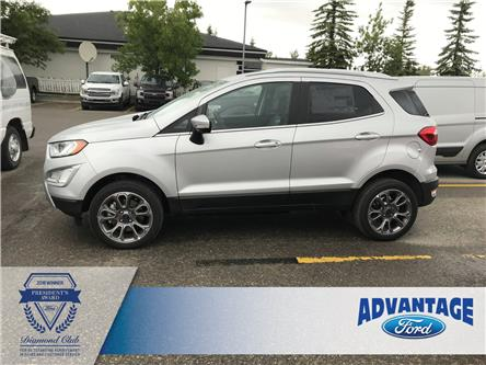 2018 Ford EcoSport Titanium (Stk: J-1517) in Calgary - Image 2 of 5