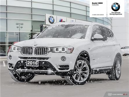 2016 BMW X3 xDrive28i (Stk: DB5850) in Oakville - Image 1 of 26