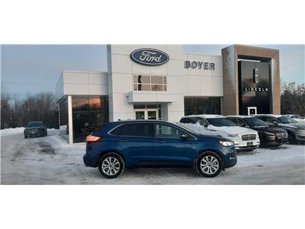 2020 Ford Edge Titanium (Stk: ED2005) in Bobcaygeon - Image 1 of 23