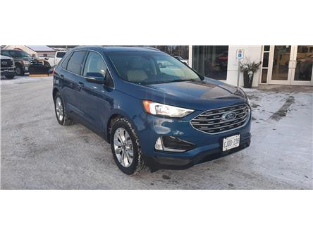 2020 Ford Edge Titanium (Stk: ED2005) in Bobcaygeon - Image 2 of 23