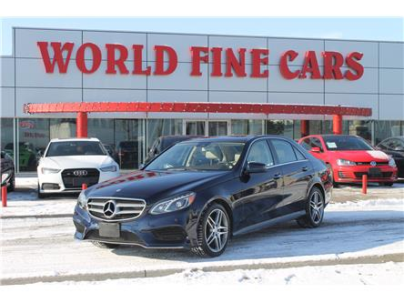 2016 Mercedes-Benz E-Class Base (Stk: 1253) in Toronto - Image 1 of 25