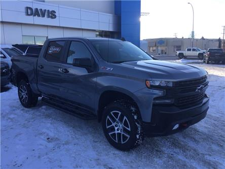2020 Chevrolet Silverado 1500 LT Trail Boss (Stk: 210427) in Brooks - Image 1 of 22
