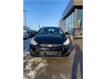 2017 Hyundai Accent SE (Stk: H2524A) in Saskatoon - Image 2 of 7