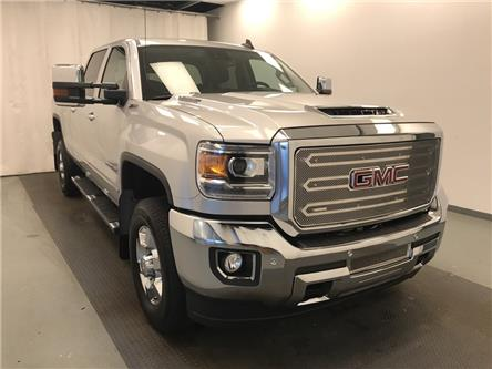 2018 GMC Sierra 2500HD SLT (Stk: 187156) in Lethbridge - Image 1 of 27