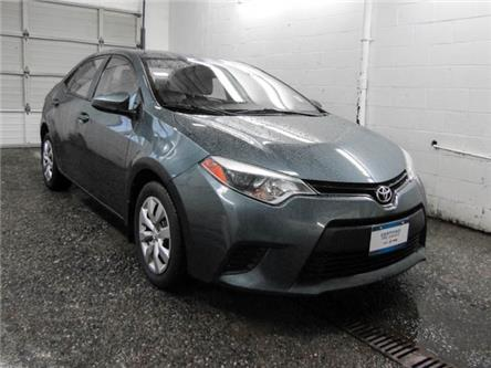 2014 Toyota Corolla LE (Stk: T4-27101) in Burnaby - Image 2 of 24