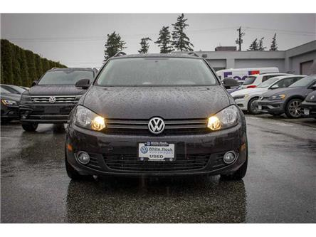 2014 Volkswagen Golf 2.0 TDI Wolfsburg Edition (Stk: VW1027) in Vancouver - Image 2 of 19