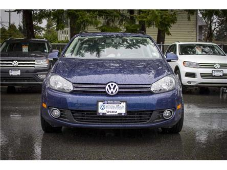2014 Volkswagen Golf 2.0 TDI Wolfsburg Edition (Stk: VW1030) in Vancouver - Image 2 of 18