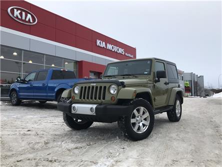 2013 Jeep Wrangler Sahara (Stk: 8ST6663A) in Calgary - Image 1 of 16