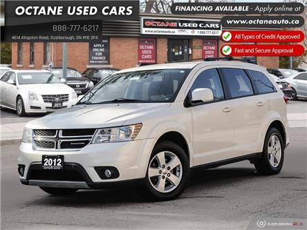 2012 Dodge Journey SXT & Crew (Stk: ) in Scarborough - Image 1 of 26