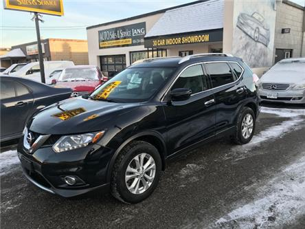 2016 Nissan Rogue SV (Stk: 8226) in Etobicoke - Image 1 of 14