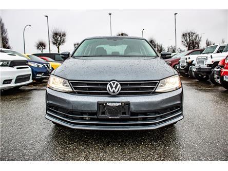 2017 Volkswagen Jetta Wolfsburg Edition (Stk: K817335A) in Abbotsford - Image 2 of 25