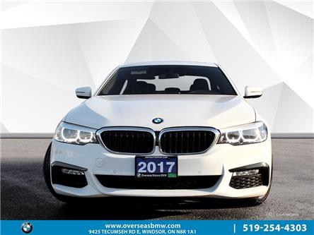2017 BMW 530i xDrive (Stk: P8168) in Windsor - Image 2 of 30