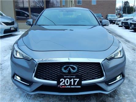 2017 Infiniti Q60 2.0T (Stk: JN1CV7) in Kitchener - Image 2 of 26