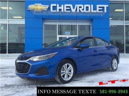 2019 Chevrolet Cruze LT (Stk: X8142) in Ste-Marie - Image 1 of 25