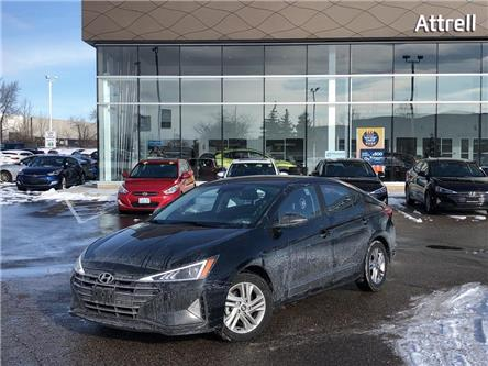 2020 Hyundai Elantra Preferred w/Sun & Safety Package (Stk: KMHD84) in Brampton - Image 1 of 18