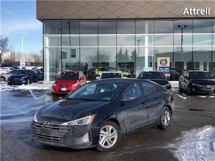 2020 Hyundai Elantra Preferred w/Sun & Safety Package (Stk: KMHD84) in Brampton - Image 2 of 18