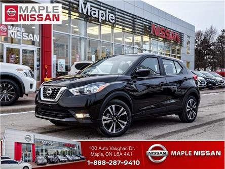2019 Nissan Kicks SV|Apple CarPlat|Heated Seats|Alloys|Backup Camera (Stk: M19K019) in Maple - Image 1 of 24