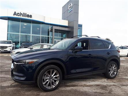 2019 Mazda CX-5 GT w/Turbo (Stk: H1941) in Milton - Image 1 of 13