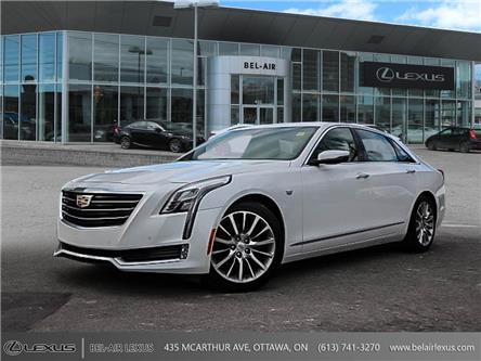 2016 Cadillac CT6 3.0L Twin Turbo Luxury (Stk: 07243A) in Ottawa - Image 1 of 28